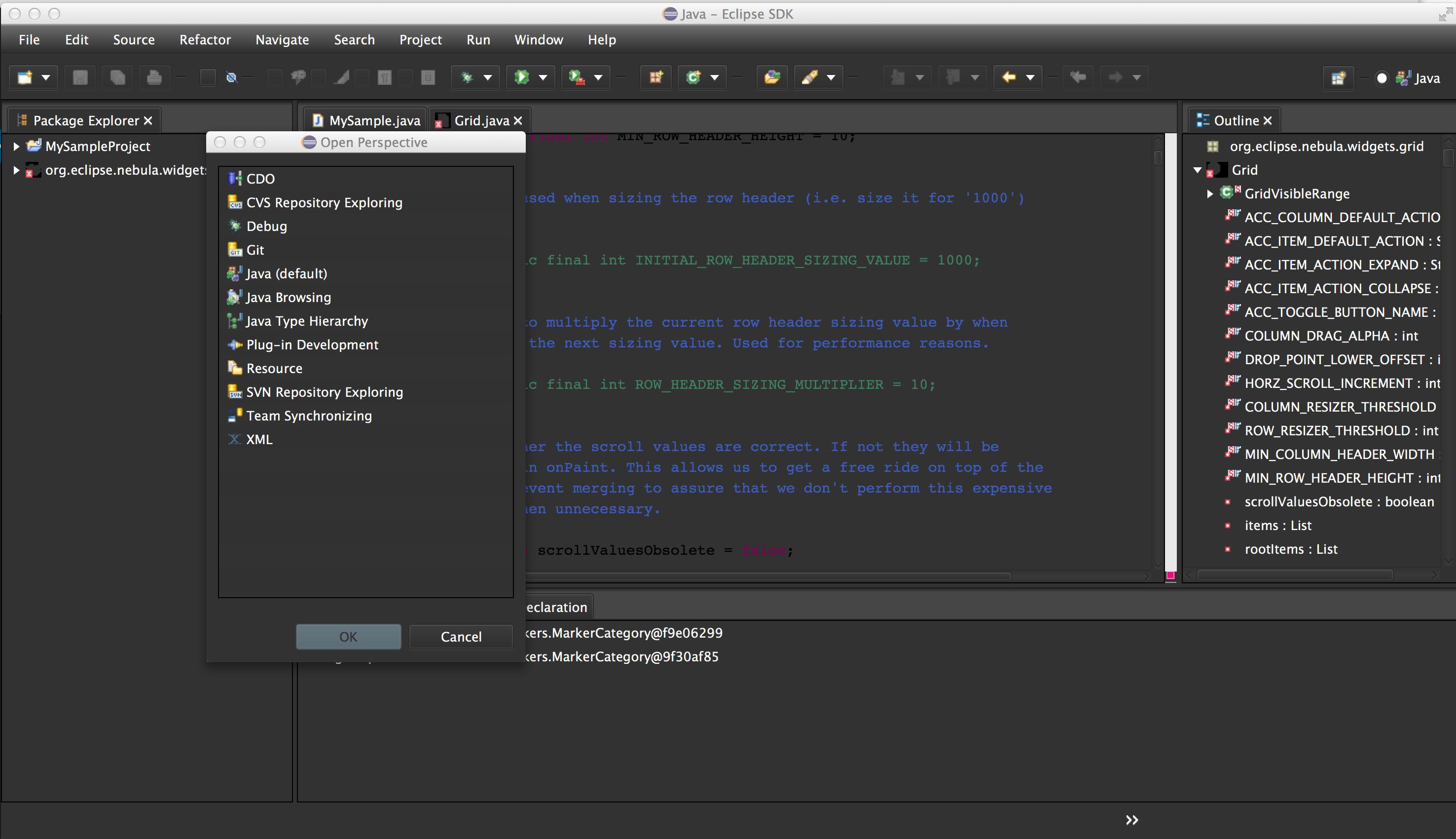 Eclipse on JavaFX – Get Dark – The power of JavaFX CSS