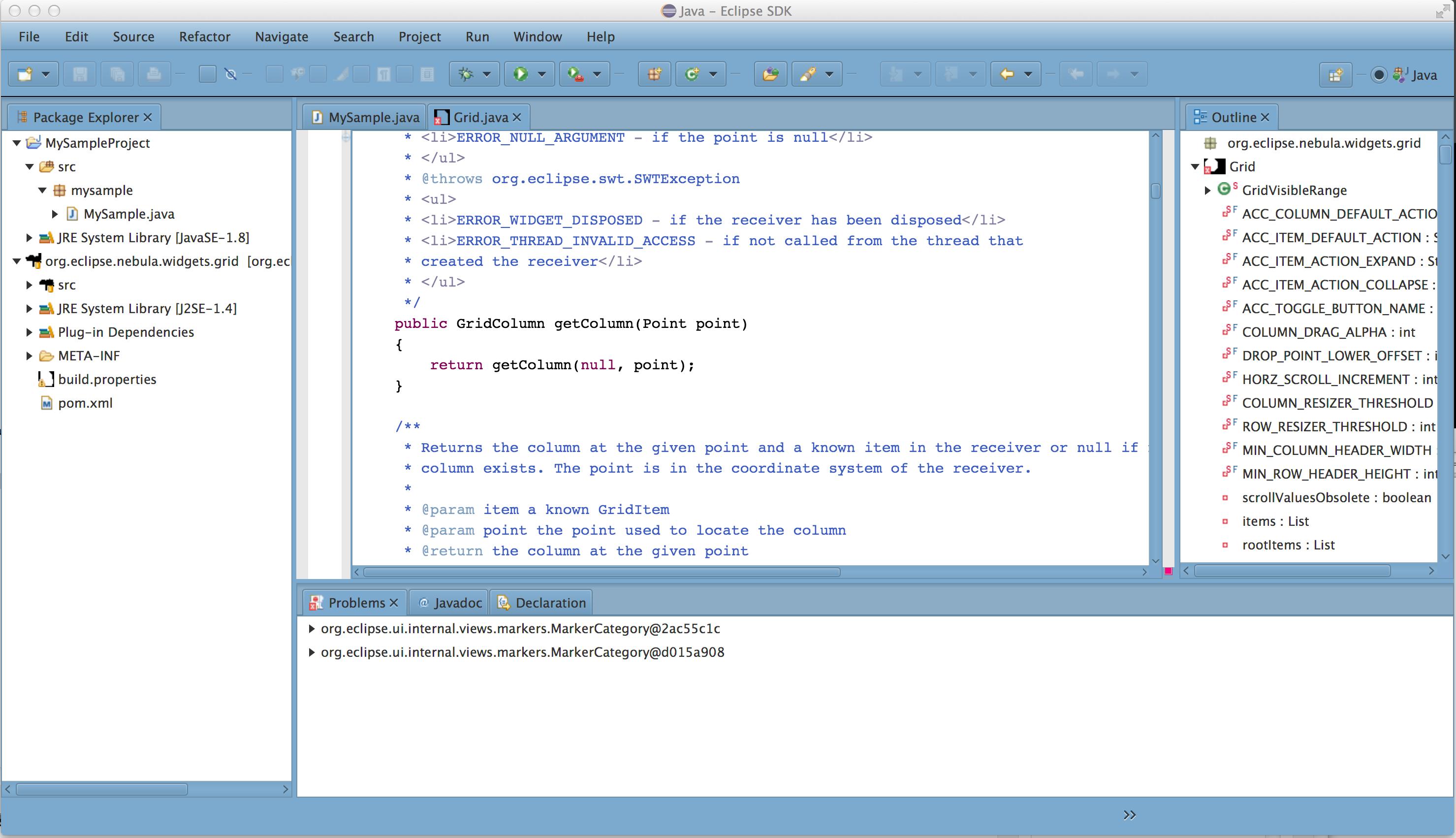 Eclipse on JavaFX – Get Dark – The power of JavaFX CSS | Tomsondev Blog